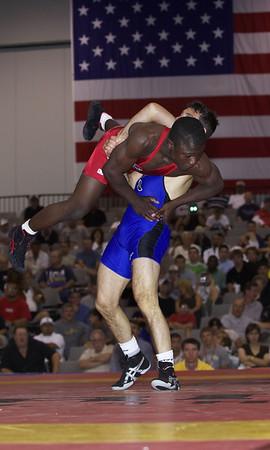 2007 World Team Trials, Las Vegas, Nevada, June 9-10