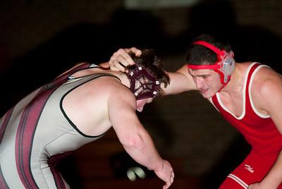 Castlerock HS vs. Montesano HS, varsity, January 14, 2009