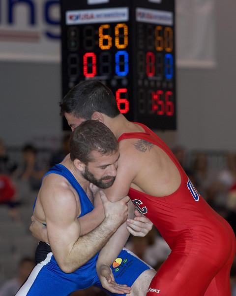 60 kg 1st Gruenwald def Betterman_U0V9380