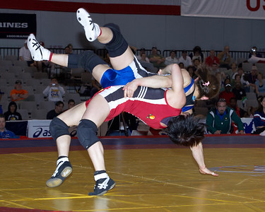 2008 Las Vegas ASICS US National Wrestling Championships, Las Vegas, NV April 22 - 26   Click on a gellery to view images.