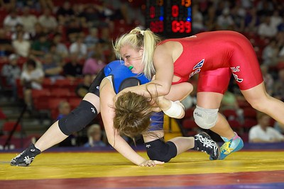 63 kg Shamaine Danner def Deanna Rix_U0V0491