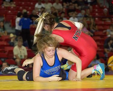 63 kg Shamaine Danner def Deanna Rix_U0V0490