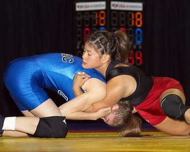 55 kg Cheryl Wong def K Fulp-Allen _U0V0471