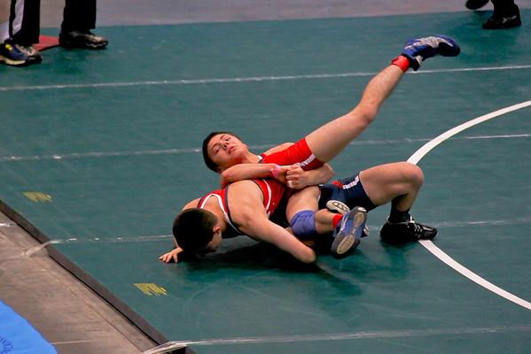 2013 NHSCA Wrestling Championships Sunday