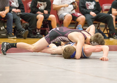 Montesano HS vs. Elma HS, January 25, 2017
