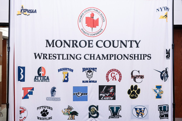 2017 Monroe County Wrestling Championships