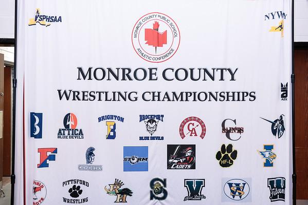 2017 Monroe County Wrestling Championships