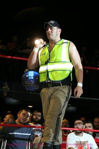 Cops vs Detectives at Beyond Wrestling Uncomfortable