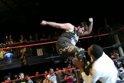 Darius Carter vs Eric Corvis at Beyond Wrestling Uncomfortable