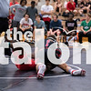 Wrestling Duals at The Colony High School in The Colony , Texas, on November 17, 2018. (Jordyn Tarrant / The Talon News)