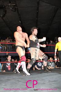 MASADA vs Chris Dickinson at CZW To Infinity in Providence, RI