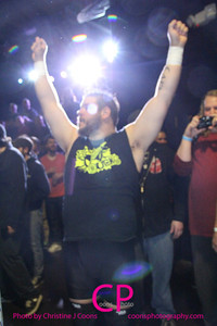 DJ Hyde vs Kevin Steen at CZW To Infinity in Providence, RI
