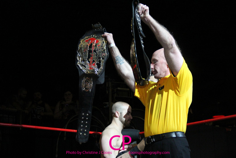 World Tag Team Championship - The Juicy Product (David Starr & JT Dunn) vs The Beaver Boys (John Silver & Alex Reynolds) at CZW To Infinity in Providence, RI