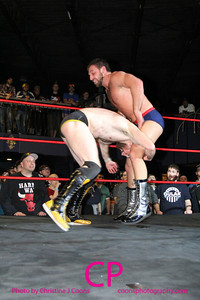 CZW World Championship Match -  Drew Gulak vs Biff Busick