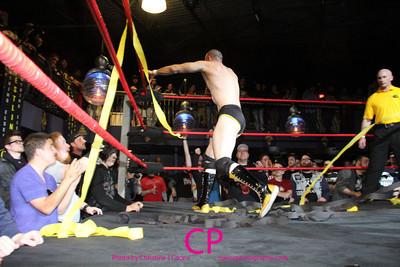 CZW World Championship Match -  Drew Gulak vs Biff Busick