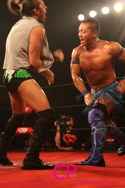 Dragon Gate USA Enter the Dragon 2010