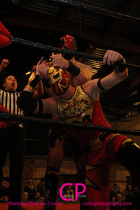Jigsaw vs Fire Ant at DGUSA Way of the Ronin 2014