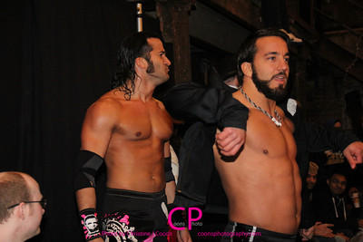 Anthony Nese vs Trent Barreta at DGUSA Way of the Ronin 2014
