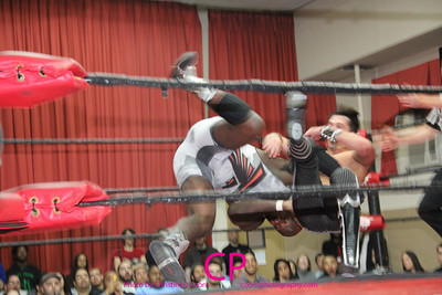 Orange Cassidy & Chuck Taylor vs The Bravado Brothers at DGUSA Revolt! 2014