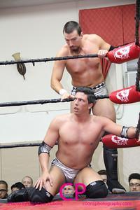 Orange Cassidy & Chuck Taylor vs The Bravado Brothers at DGUSA Revolt! 2014