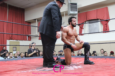 Anthony Nese vs Rich Swann at DGUSA Revolt! 2014