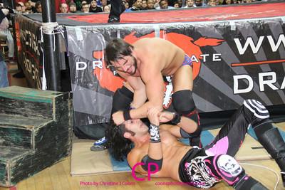 Trent Barreta vs Johnny Gargano at DGUSA Revolt! 2014
