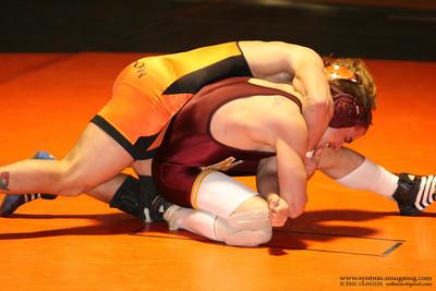 DHS vs MHS 2006 Wrestling