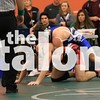 The Argyle Eagles wrestling team competed in the Regional tournament at Wakeland High School on February 15-16, 2019 in Wakeland, Texas. <br /> (Lauren Kraus/ The Talon News)