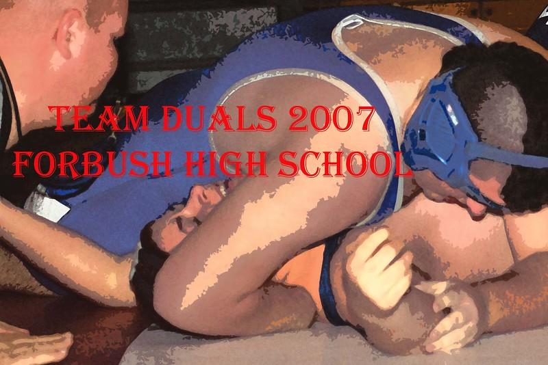 FORBUSH FALCON TEAM DUALS 2007 ( 32 images )