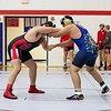 The Argyle Eagles varsity wresting team competes at Grapevine High School on January 3, 2020.  (Laini Ledet/ The Talon News)