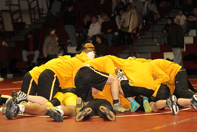 Bordentown vs Roselle Park (sectionals) 2-11-11