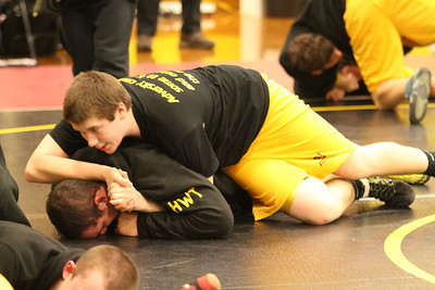 Jack Welch Duals Friday 1-27-12