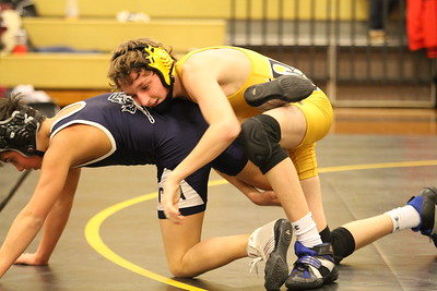 Jack Welch Duals 2013 Friday 1-25-13
