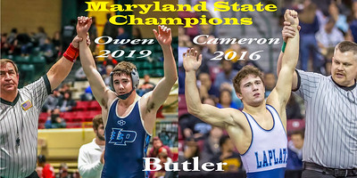 Butler brothers state champions - Copy