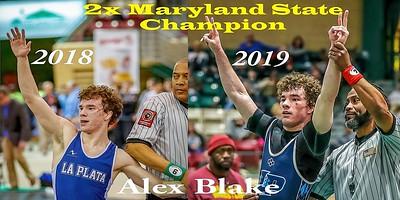 Alex Blake state champion-focus