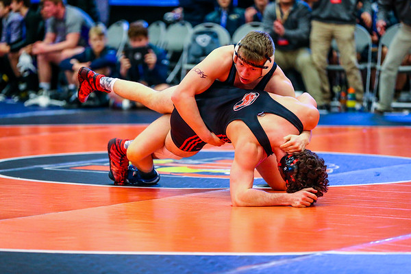 Mt. Sinai Wrestling - NY State Duals