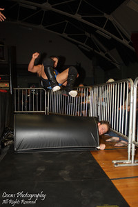 NEFW 5/21/11 - Brian Fury vs Frankie Arion