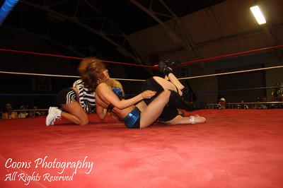 NEFW 5/21/11 - Sammi Lane vs Mercedes KV with Special Guest Ref Sunny