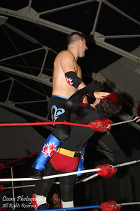 NEFW 5/21/11 - Milford Rumble