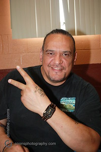 New England Pro Wrestling Hall of Fame Fanfest 2011 - Samu