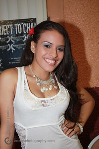 New England Pro Wrestling Hall of Fame Fanfest 2011 - Rosita