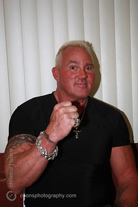 New England Pro Wrestling Hall of Fame Fanfest 2011 - Brutus Beefcake