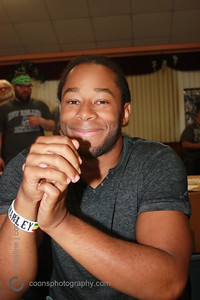 New England Pro Wrestling Hall of Fame Fanfest 2011 - Jay Lethal