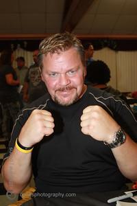 New England Pro Wrestling Hall of Fame Fanfest 2011 - Shane Douglas