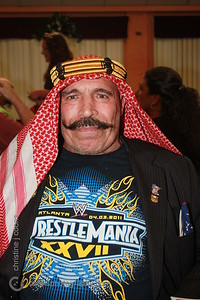New England Pro Wrestling Hall of Fame Fanfest 2011 - Iron Sheik
