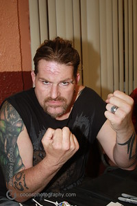 New England Pro Wrestling Hall of Fame Fanfest 2011 - Balls Mahoney