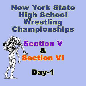NYSPHSAA Wrestling Championships Day-1