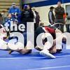 The Argyle Eagles varsity wresting team competes at Outback Invitational on December 7, 2019.  (Laini Ledet/ The Talon News)