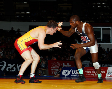 PA Wrestling at 2014 World Team Trials