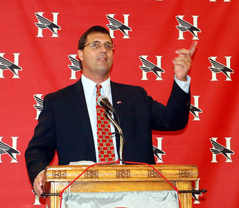 Press Conference at Huntingdon College  - Sept 11, 2013
